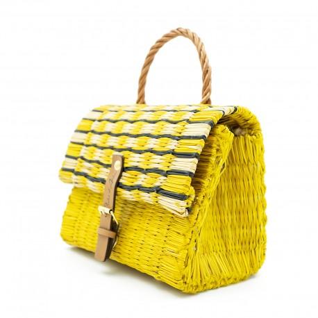 Pasta Tradicional - Amarelo e Preto